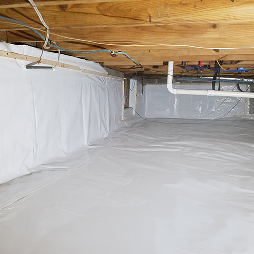 Crawl Space Example